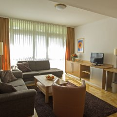 Отель Michels Apart Hotel Berlin Германия, Берлин - отзывы, цены и фото номеров - забронировать отель Michels Apart Hotel Berlin онлайн комната для гостей фото 4