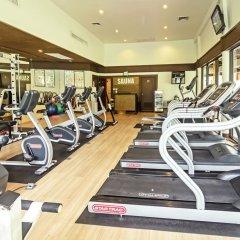 Отель Katathani Phuket Beach Resort Пхукет фитнесс-зал фото 4