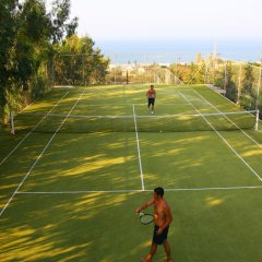 Отель Aqua Sun Village Греция, Херсониссос - отзывы, цены и фото номеров - забронировать отель Aqua Sun Village онлайн спортивное сооружение
