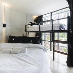 Отель Chingcha Bangkok Бангкок комната для гостей фото 2