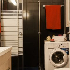 Апартаменты Spacious Safe Apartment Walk Acropolis ванная