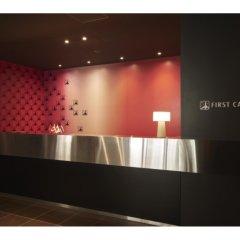 Отель First Cabin Akihabara Япония, Токио - отзывы, цены и фото номеров - забронировать отель First Cabin Akihabara онлайн интерьер отеля
