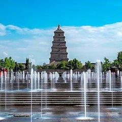 Отель Empark Grand Hotel Китай, Сиань - отзывы, цены и фото номеров - забронировать отель Empark Grand Hotel онлайн фото 15