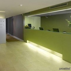 Отель Aparthotel Bcn Montjuic Барселона спа