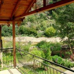 Гостевой Дом Dionysos Lodge балкон