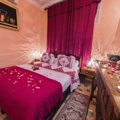 Отель Riad Dar Guennoun Марокко, Фес - отзывы, цены и фото номеров - забронировать отель Riad Dar Guennoun онлайн комната для гостей