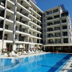 Отель Cantilena Complex Солнечный берег бассейн фото 3