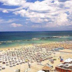 Отель Villa Iris Римини пляж