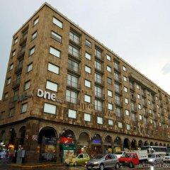 Отель One Guadalajara Centro Historico Мексика, Гвадалахара - отзывы, цены и фото номеров - забронировать отель One Guadalajara Centro Historico онлайн городской автобус