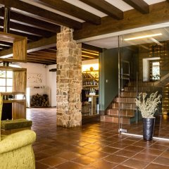 Hotel Mas Mariassa интерьер отеля
