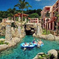 Отель Centara Grand Beach Resort Phuket Таиланд, Карон-Бич - 5 отзывов об отеле, цены и фото номеров - забронировать отель Centara Grand Beach Resort Phuket онлайн приотельная территория фото 2