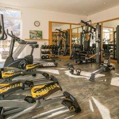 Отель Wiesenhof Горнолыжный курорт Ортлер фитнесс-зал