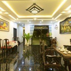 Отель Hoi An Hideaway Villa питание фото 2