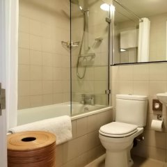 Апартаменты Monarch House Serviced Apartments Лондон ванная фото 2