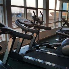 Al Buraq Hotel фитнесс-зал фото 4