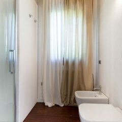 Отель Beato Pellegrino 55 Италия, Падуя - отзывы, цены и фото номеров - забронировать отель Beato Pellegrino 55 онлайн ванная фото 2
