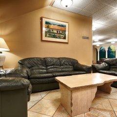Отель Magnuson Grand Columbus North США, Колумбус - отзывы, цены и фото номеров - забронировать отель Magnuson Grand Columbus North онлайн фото 4