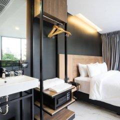 Отель STAY Hotel Bangkok Таиланд, Бангкок - отзывы, цены и фото номеров - забронировать отель STAY Hotel Bangkok онлайн комната для гостей фото 4