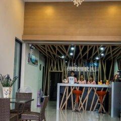 Отель Chitra Suite Паттайя гостиничный бар