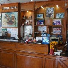Lamai Hotel гостиничный бар