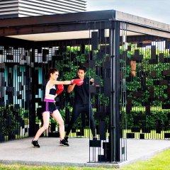 Отель Sofitel So Bangkok Таиланд, Бангкок - 2 отзыва об отеле, цены и фото номеров - забронировать отель Sofitel So Bangkok онлайн спортивное сооружение