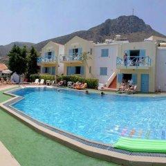 Отель Piskopiano Village Греция, Арханес-Астерусия - отзывы, цены и фото номеров - забронировать отель Piskopiano Village онлайн бассейн фото 3