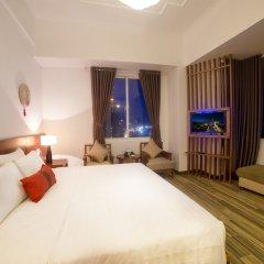 Отель The Light Hotel & Spa Вьетнам, Нячанг - 1 отзыв об отеле, цены и фото номеров - забронировать отель The Light Hotel & Spa онлайн комната для гостей фото 4