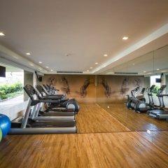 Отель Sunsuri Phuket фитнесс-зал фото 3
