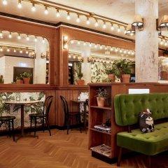 Отель Max Brown Midtown гостиничный бар фото 2