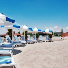 Отель Ankara Hilton пляж
