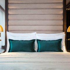 Отель Saint Ten Hotel Сербия, Белград - отзывы, цены и фото номеров - забронировать отель Saint Ten Hotel онлайн комната для гостей фото 4