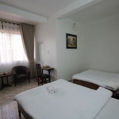 Отель Binh Yen Hotel Вьетнам, Далат - 1 отзыв об отеле, цены и фото номеров - забронировать отель Binh Yen Hotel онлайн комната для гостей фото 2