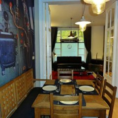 Отель Train Flat Бельгия, Брюссель - 1 отзыв об отеле, цены и фото номеров - забронировать отель Train Flat онлайн питание