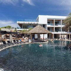Отель Patong Bay Garden Resort бассейн фото 3