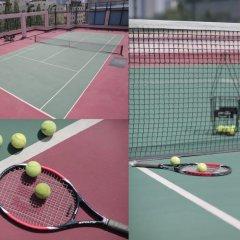 Hotel Equatorial Shanghai спортивное сооружение