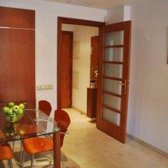 Отель Suites Marina - Abapart Испания, Барселона - отзывы, цены и фото номеров - забронировать отель Suites Marina - Abapart онлайн комната для гостей фото 4