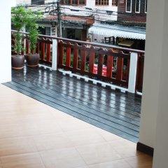 Krabi City View Hotel балкон