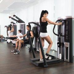 Отель kommod фитнесс-зал фото 4