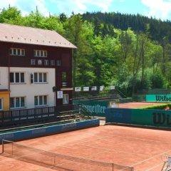 Sport Hotel Gejzirpark спортивное сооружение