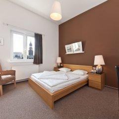 Отель Novum Holstenwall Neustadt Гамбург комната для гостей фото 2