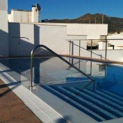 Отель Marina Испания, Курорт Росес - отзывы, цены и фото номеров - забронировать отель Marina онлайн бассейн фото 3