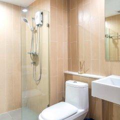 Отель Centrio Condo by Eye Пхукет ванная фото 2