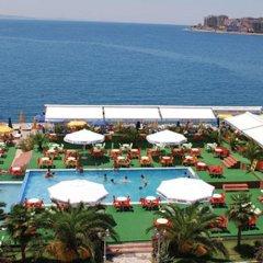Отель Grand Saranda Албания, Саранда - отзывы, цены и фото номеров - забронировать отель Grand Saranda онлайн бассейн фото 3