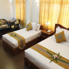 Inle Apex Hotel комната для гостей