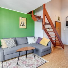 Апартаменты Dom&House - Apartment Smart Studio Sopot комната для гостей фото 5