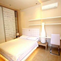 Отель Butua Residence Черногория, Будва - отзывы, цены и фото номеров - забронировать отель Butua Residence онлайн комната для гостей фото 4