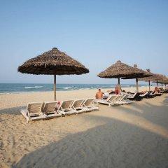 Отель Blue An Bang Villa пляж