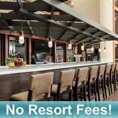 Отель Embassy Suites by Hilton Convention Center Las Vegas гостиничный бар