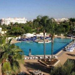 Fes Marriott Hotel Jnan Palace бассейн фото 2