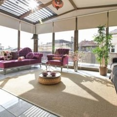Апартаменты Galata Tower VIP Apartment Suites интерьер отеля фото 3